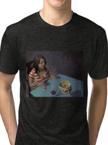 Boggled Tri-blend T-Shirt