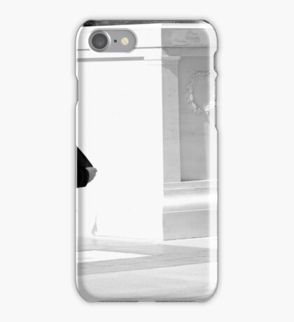 Tomb of the Unknown - 1 iPhone Case/Skin