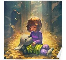 Art of Undertale - Videogame Poster