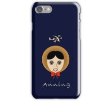 Mary Anning iPhone Case/Skin