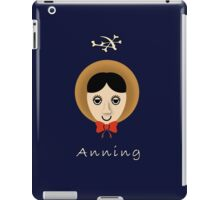 Mary Anning iPad Case/Skin