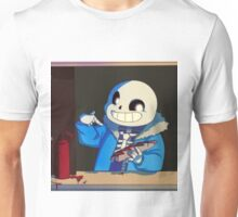 Art of Undertale Videogame Unisex T-Shirt