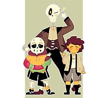 Art of Undertale - Videogame Photographic Print