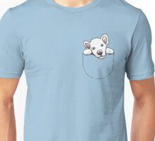 Pocket Lion Cub Unisex T-Shirt