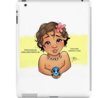 Baby Moana ft. Baby Dory iPad Case/Skin