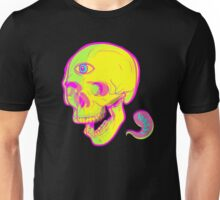 LSD Skull Unisex T-Shirt