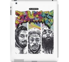 Flatbush Zombies King iPad Case/Skin