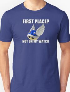 Not on my watch Unisex T-Shirt