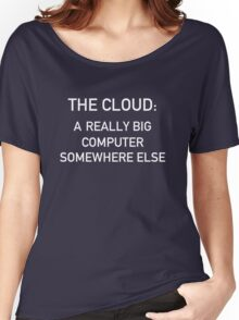 The Cloud Women's Relaxed Fit T-Shirt