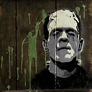Frankenstein's Monster  by barry neeson