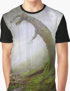 Witchy Woods Graphic T-Shirt