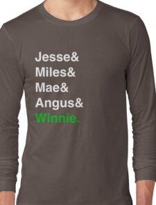 The Tucks (and Winnie) Long Sleeve T-Shirt