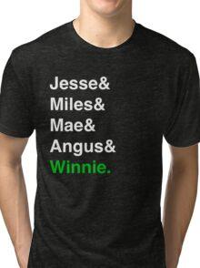 The Tucks (and Winnie) Tri-blend T-Shirt