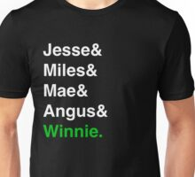 The Tucks (and Winnie) Unisex T-Shirt