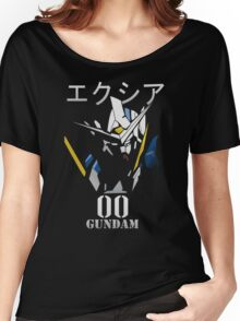 Exia 00  Mobile Suit Gundam Women's Relaxed Fit T-Shirt