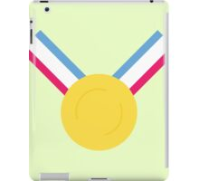 For the Gold (Medal)! - Olympics Rio 2016 iPad Case/Skin