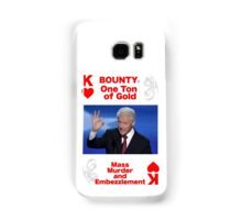 Wanted KING of HEARTS Samsung Galaxy Case/Skin