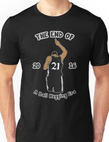 WE WILL MISS YOU TIM DUNCAN Unisex T-Shirt