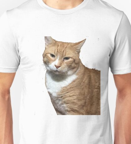 Intuitive Cat Unisex T-Shirt