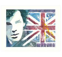 Union Ben Art Print