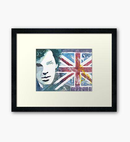 Union Ben Framed Print
