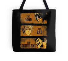 The Good, the Bad and the Shinigami Tote Bag