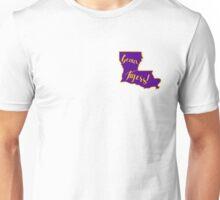 LSU Tigers Louisiana Unisex T-Shirt