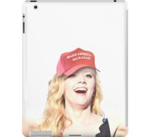 Make America Kate Again iPad Case/Skin