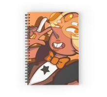 Steven Universe - Sardonyx Spiral Notebook