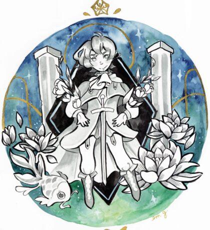 III Sticker