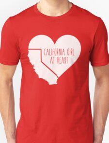 California Girl at Heart Unisex T-Shirt