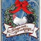 holiday chicken by geot