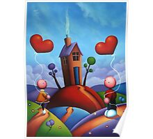 A home for two hearts Poster