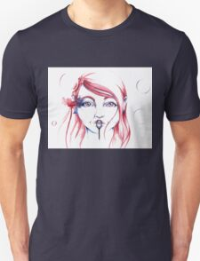 Bubbles - by Holly Elizabeth T-Shirt
