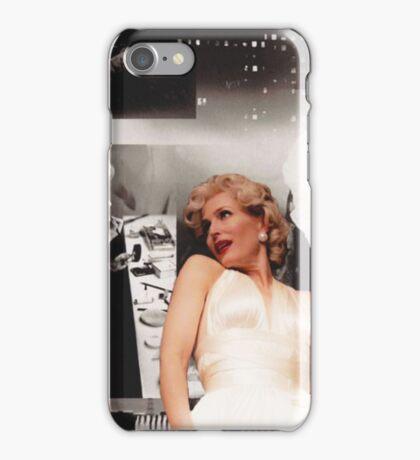 Gillian Monroe iPhone Case/Skin