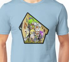Welcome to the loud house Unisex T-Shirt