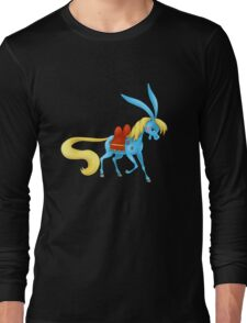 Zip the Magic Pony Long Sleeve T-Shirt