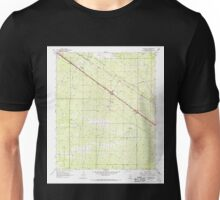 USGS TOPO Map Arizona AZ Tucson SE 313836 1968 24000 Unisex T-Shirt