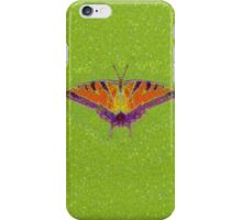 BUTTERFLY BRINGS LUCK iPhone Case/Skin