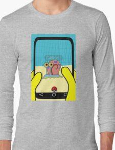 SpongeBob GO! Gary Snail Long Sleeve T-Shirt