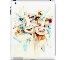 Fragmented - by Holly Elizabeth iPad Case/Skin