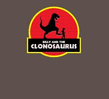 Billy and the Clonosaurus Unisex T-Shirt