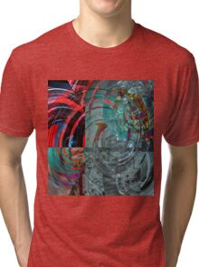 Creative Recycle Tri-blend T-Shirt