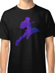 Captain Falcon - Fractal Knee of Justice Classic T-Shirt