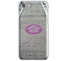 This Way to the Magic Kingdom iPhone Case/Skin