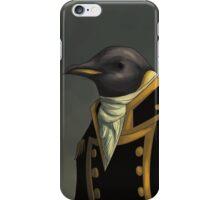 Captain Penguin  iPhone Case/Skin