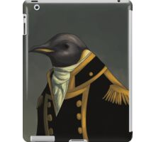 Captain Penguin  iPad Case/Skin