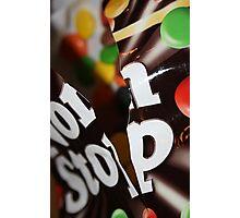 Non Stop Chocolate Photographic Print