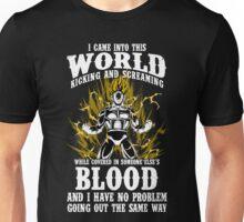 super saiyan vegeta shirt - RB00125 Unisex T-Shirt