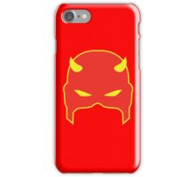 Daredevil Mask iPhone Case/Skin